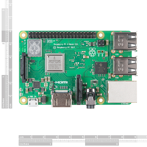 Raspberry pi betriebssystem