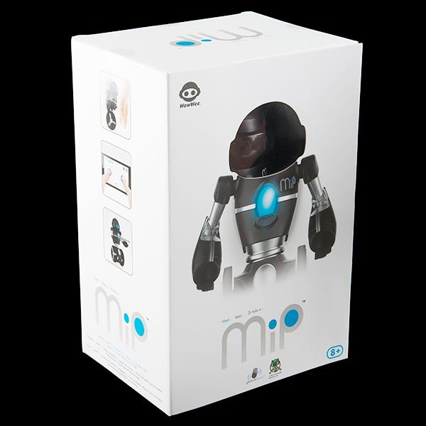 MiP Robotic Platform - Black/Silver