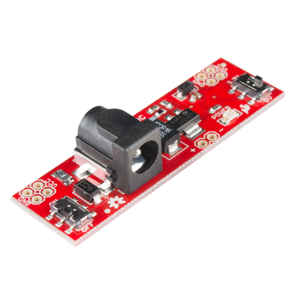 SparkFun Breadboard Power Supply Stick - 5V/3 3V
