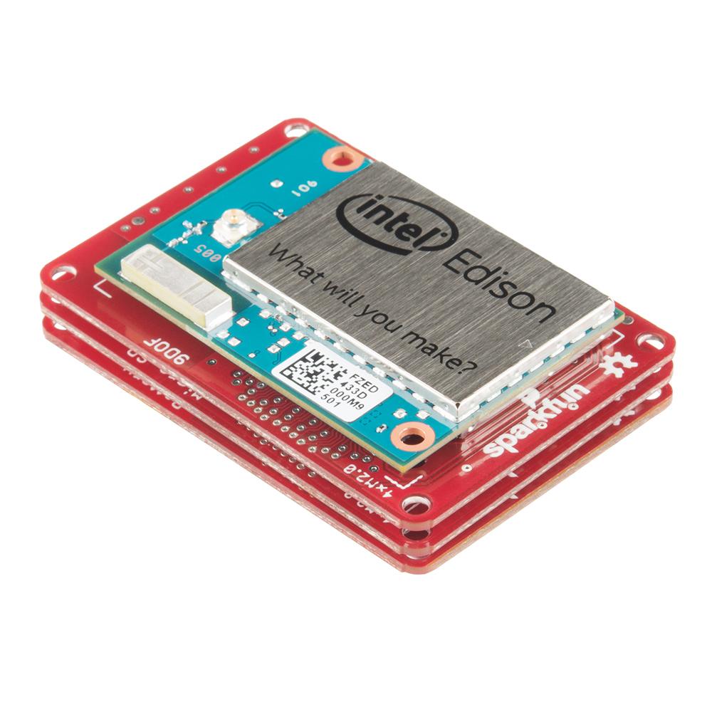 SparkFun Block for Intel® Edison - microSD