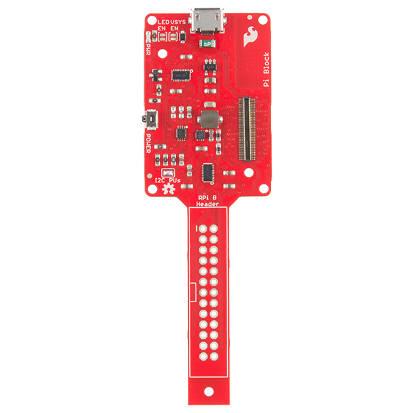 SparkFun Block for Intel® Edison - Raspberry Pi B