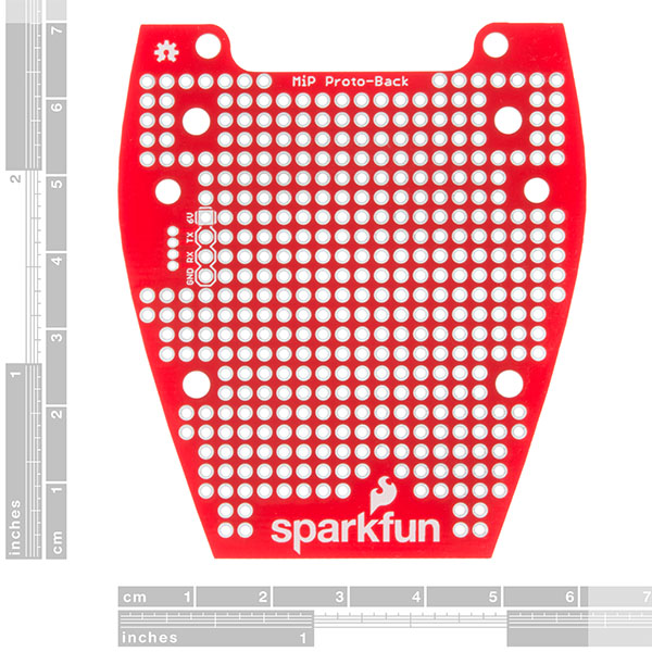 SparkFun MiP Proto-Back