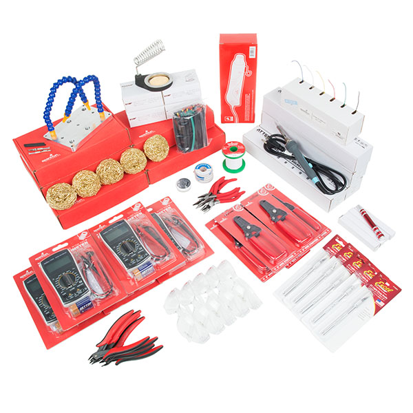 Hack Pack Workshop Supply Kit