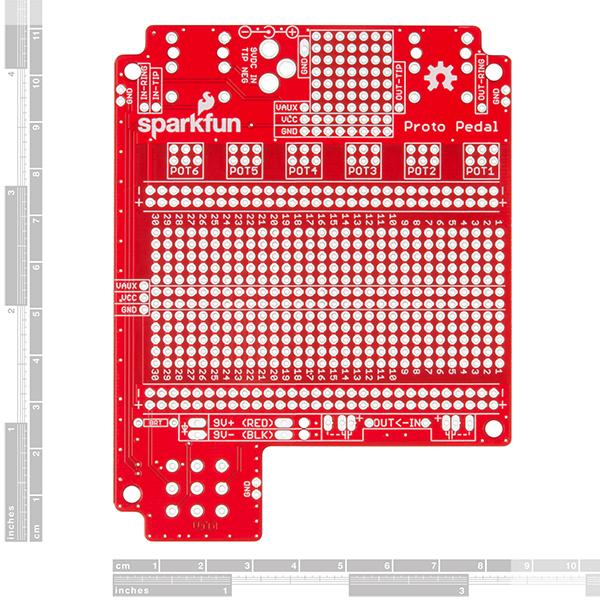 SparkFun Proto Pedal