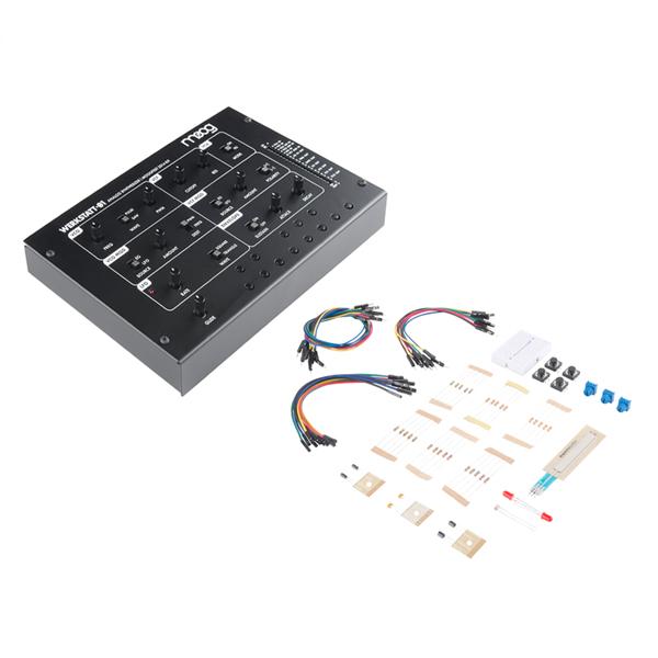 Moog Werkstatt-Ø1 Bundle