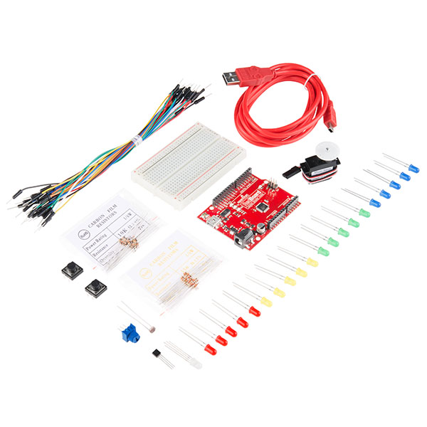 SparkFun Mini Inventor's Kit for Redboard