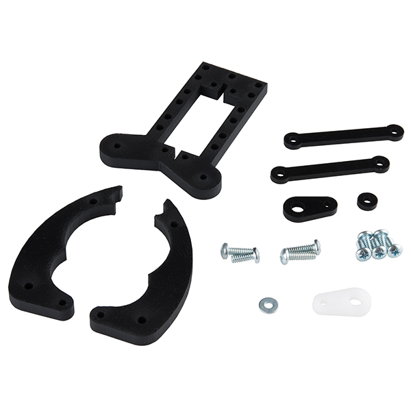 Standard Gripper Kit B - Straight Mount