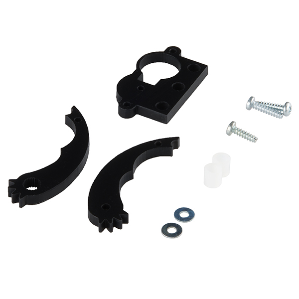 Micro Gripper Kit A - Straight Mount