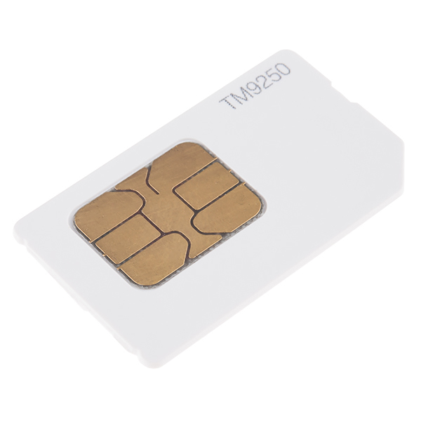 SparkFun SIM Card - 6 Months (Unlimited Data)