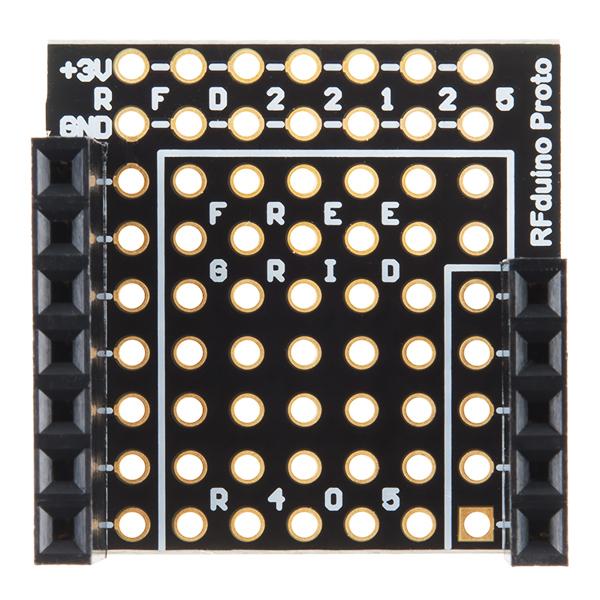 RFduino - Proto Shield