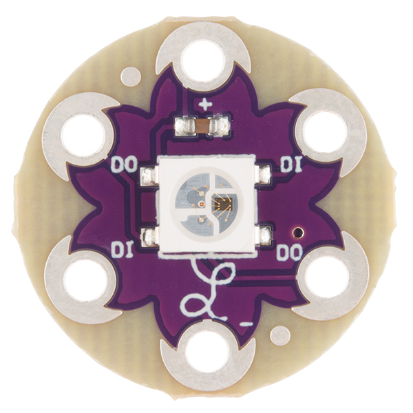 LilyPad Pixel Board