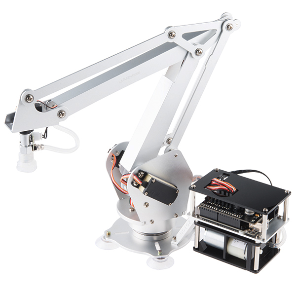 uArm - Desktop Robotic Arm - ROB-13286 - SparkFun Electronics