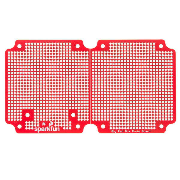 SparkFun Big Red Box Proto Board