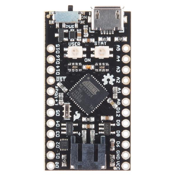 Qduino Mini - Arduino Dev Board