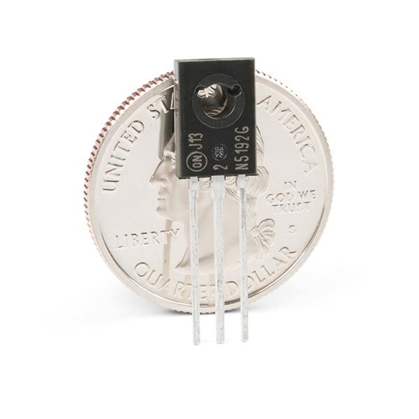 Transistor -  NPN, 60V 4A (2N5191G)