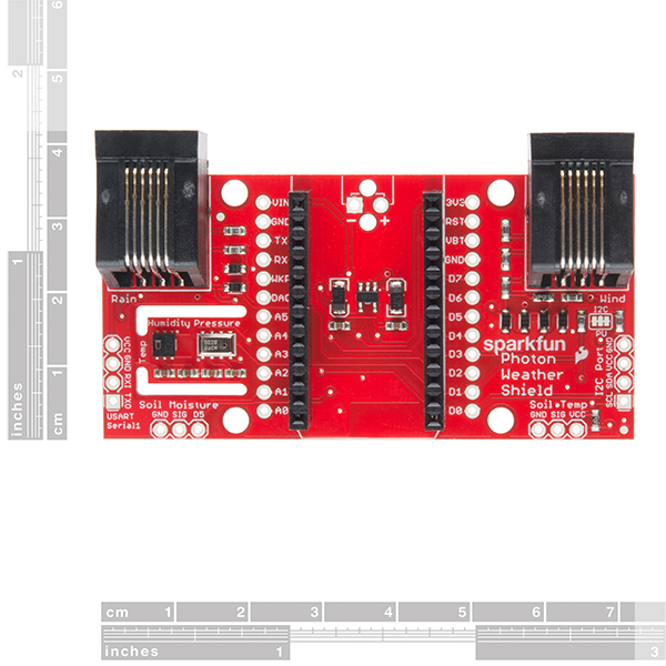 SparkFun Photon Weather Shield