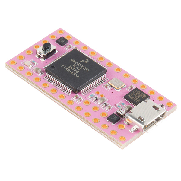 Pink Teensy 3.1 (Anouk Edition)
