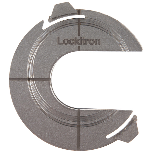 Lockitron Mechanical Assembly