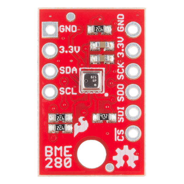 SparkFun Atmospheric Sensor Breakout - BME280