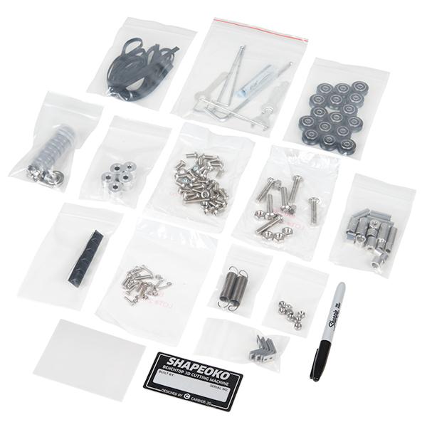 Shapeoko 3 CNC Machine - Mechanical Kit