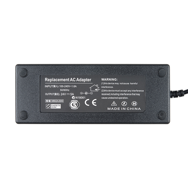 Power Supply - 24V (5A)