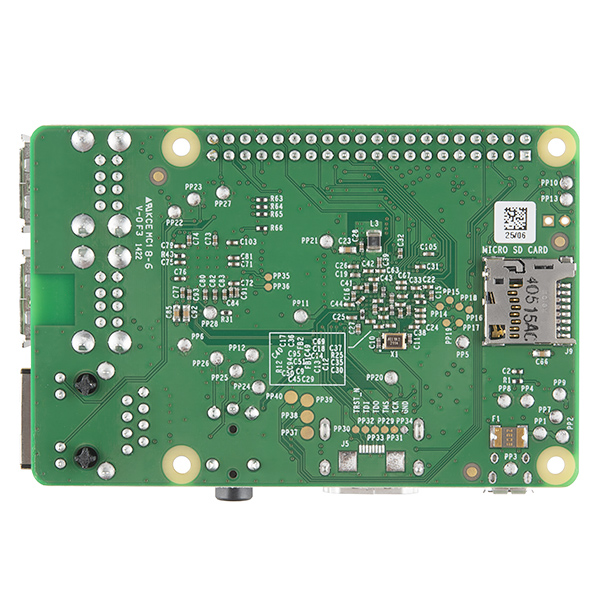 Raspberry Pi 2 - Model B (8GB Bundle)
