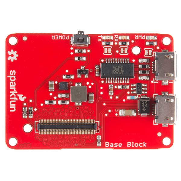SparkFun Open Power Starter Pack for Intel® Edison