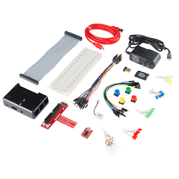 Raspberry Pi 2 Accessory Kit