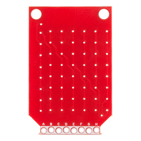 SparkFun LED Array - 8x7
