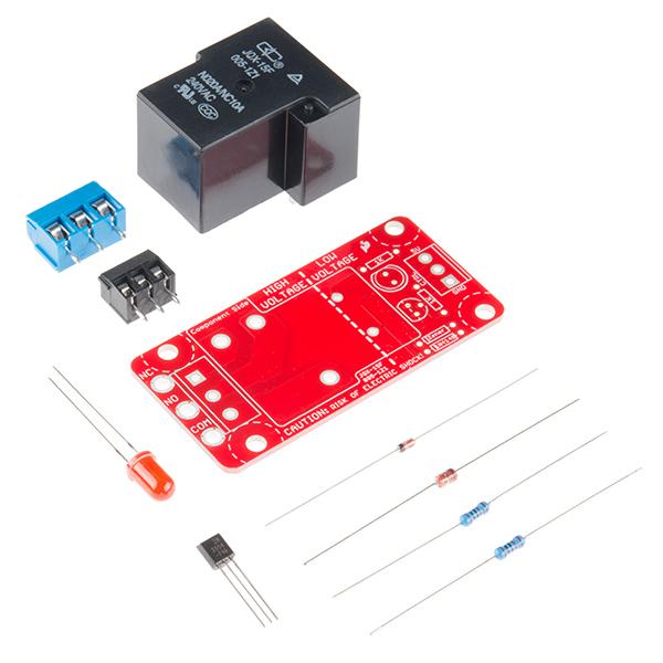 SparkFun Beefcake Relay Control Kit Ver 20 KIT13815