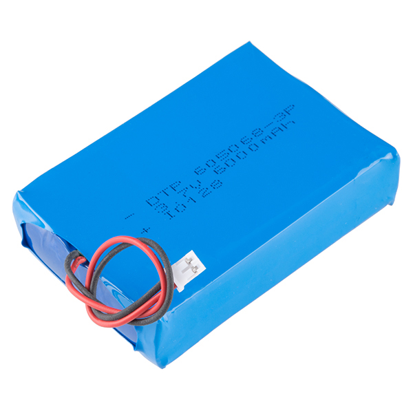 Polymer Lithium Ion Battery - 6Ah