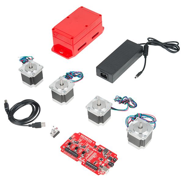 SparkFun Stepoko Motion Control Add-On Kit