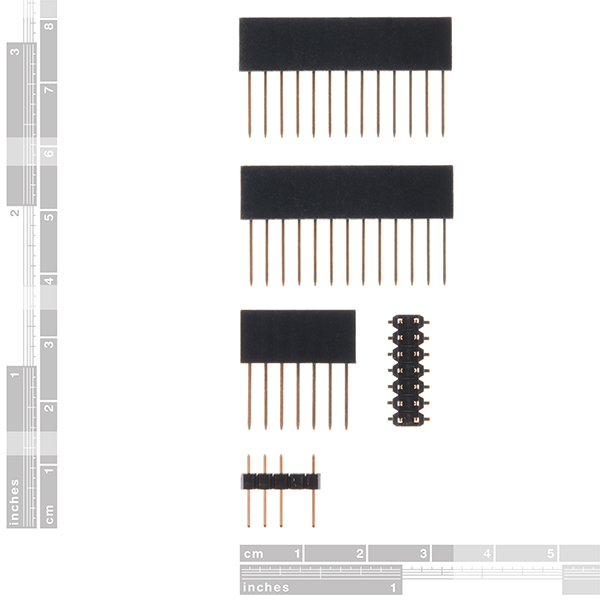 Teensy Header Kit