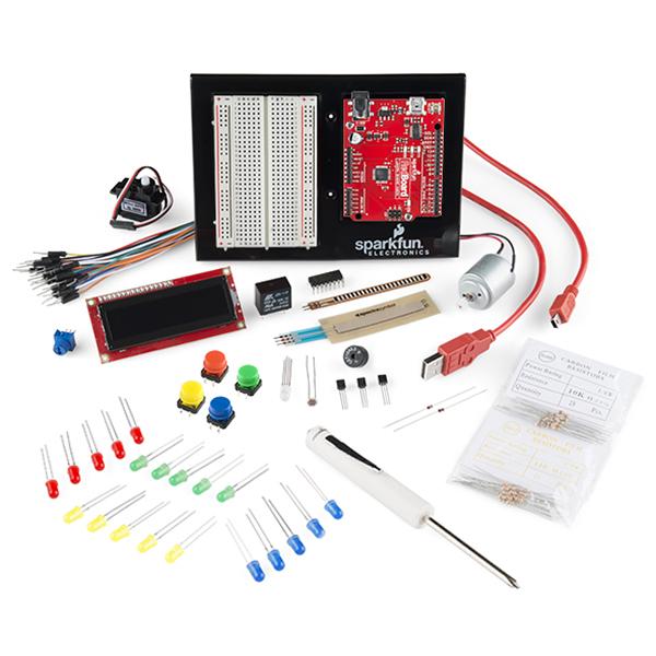 SparkFun Inventor's Kit - V3.3