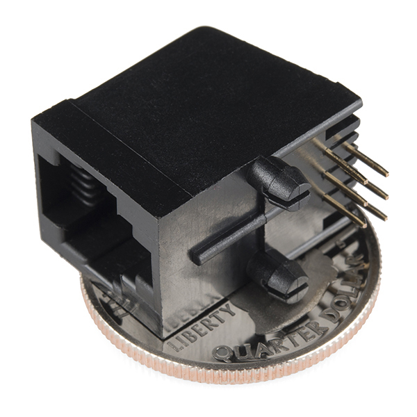 RJ11 6-Pin Connector