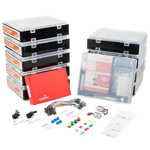 SparkFun Inventor's Kit Lab Pack V3.3