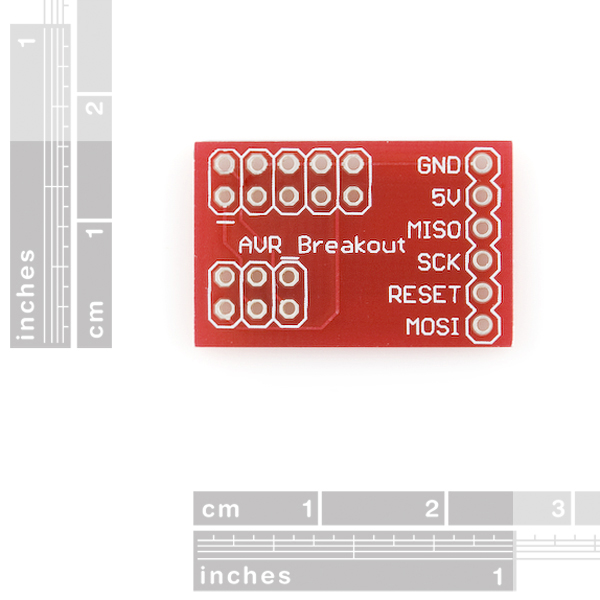 SparkFun AVR Programming Adapter
