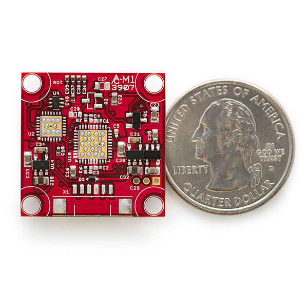 Compass Module with Tilt Compensation - OS5000-S
