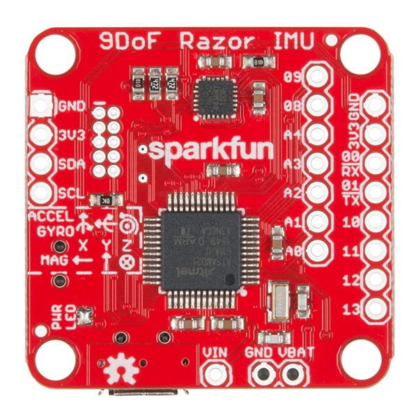 SparkFun 9DoF Razor IMU M0