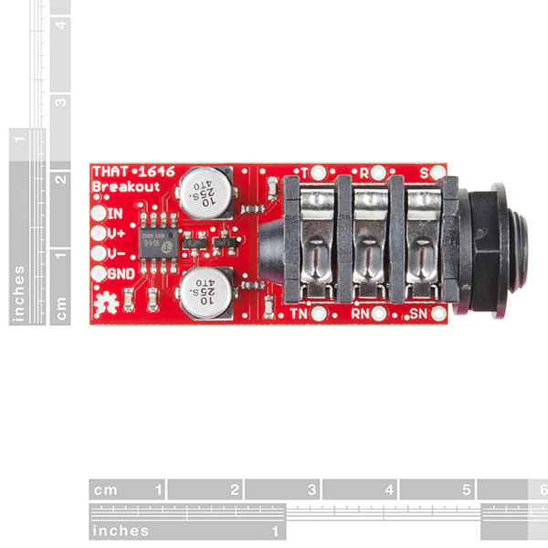 SparkFun THAT 1646 OutSmarts Breakout