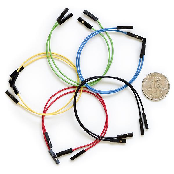 Jumper Wires Premium 6\