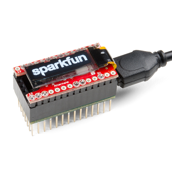 SparkFun TeensyView
