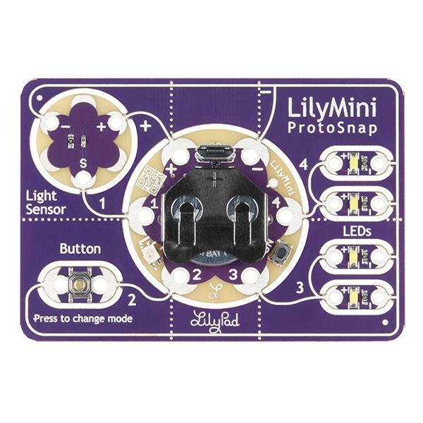 LilyMini Protosnap