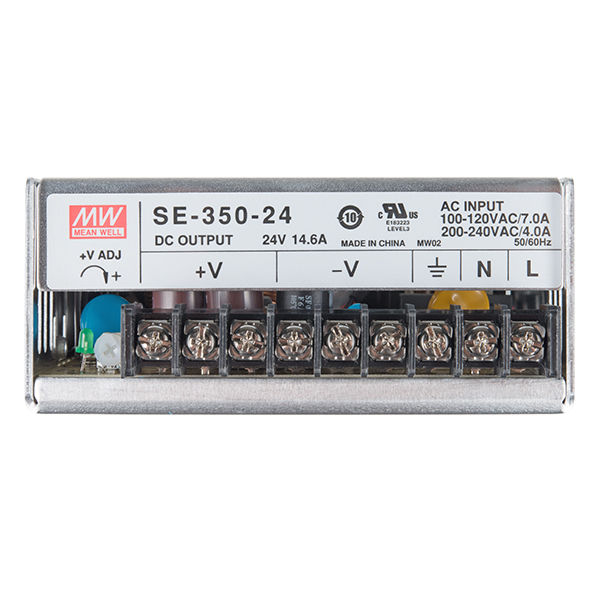 Fine Mean Well Switching Power Supply 24Vdc 14 6A Tol 14100 Wiring Digital Resources Spoatbouhousnl