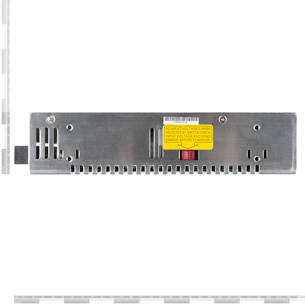 Mean Well Switching Power Supply - 24VDC, 14.6A