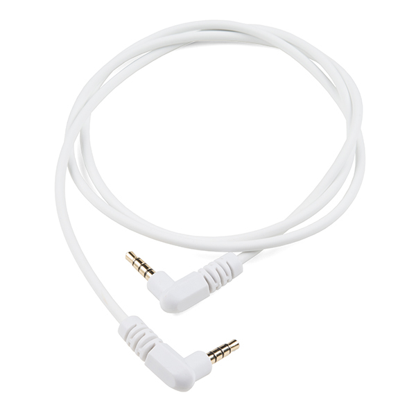 Audio Cable TRRS - 3ft