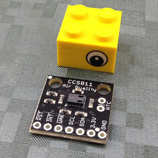 CCS811 CO2 and TVOC Air Quality Sensor