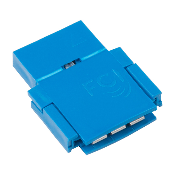 Amphenol FCI Clincher Connector (3 Position, Female)