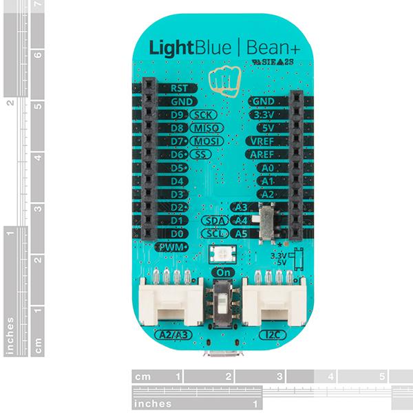 LightBlue Bean+