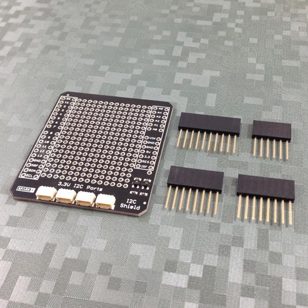 Qwiic Shield for Arduino